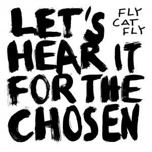 Albumcover FlyCatFly schwarz